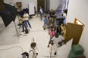 Jay Kilgore teaching a workshop  2007